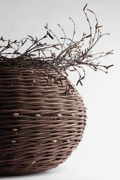 basket by Lise Bech