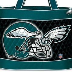 NFL Fairies, Bags and Shoes -  NFL Philadelphia Eagles Tote Bag
