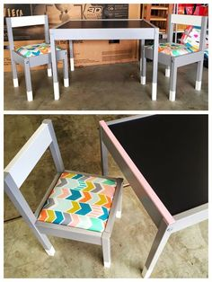 ChibiTofu: A's New Play Table - An IKEA LATT Hack- best latt hack