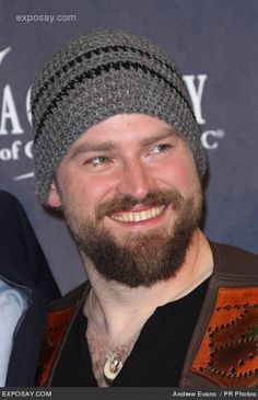 Zac Brown - Annual Academy of Country Music Awards - Press Room Academy Of Country Music, Country Music Awards, Country Singers, Fish Hook Necklace, Beard Game, Zac Brown Band, Brown Babies, Georgia On My Mind, Jason Aldean
