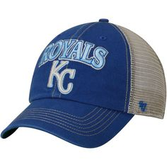 cb69cf92d58   Men s Kansas City Royals New Era Graphite Velocity Trucker 9TWENTY  Adjustable Hat