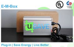 Follow the pin to read more about our uSAVE E•M•Box!