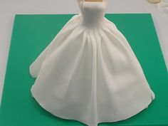 Bride cake topper tutorial