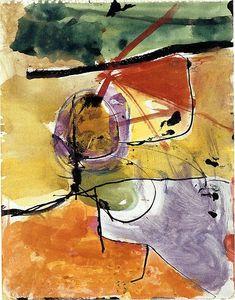 Richard Diebenkorn Sketch Books | Richard Diebenkorn. | Richard Diebenkorn | Pinterest