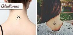 Tatuagens Femininas: 197 Fotos PERFEITAS para inspirar!