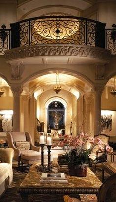 amazing living room...