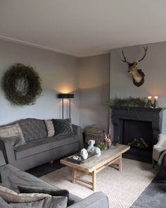 Interior projects - Frieda Dorresteijn - Lilly is Love Cosy Living Room, Decor, House Interior, Home Decor Furniture, Home Living Room, Family Room Inspiration, Interior, Cozy House, Home Decor