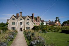 Packwood House, Warwickshire, UK Architecture Photo, Stock Photos, Mansions, Country, House Styles, Home Decor, Decoration Home, Rural Area, Room Decor