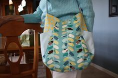 241 Tote by happylifedesigns, via Flickr