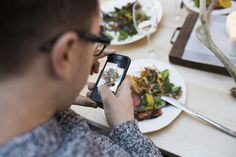 How Does the Chef Feel About Instagram Food Pictures?