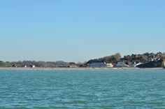Quiberville vue de la mer