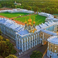 Царское Село, Санкт-Петербург, Россия
