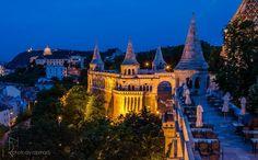 Budapest, Halász-bástya
