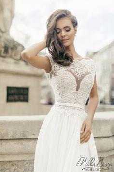 2016 milla nova vestido moda noiva casar tendência