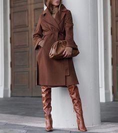 5 пар сапог, которые модные женщины будут носить этой осенью   Femmie