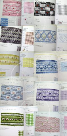 Girls Smocking Dresses Japanese Craft Book by PinkNelie on Etsy