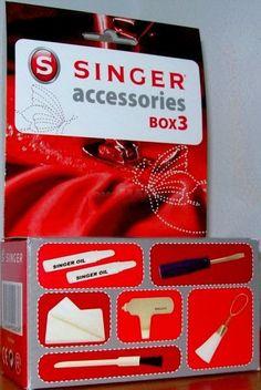 Accesorii pentru Masinile de Cusut Singer