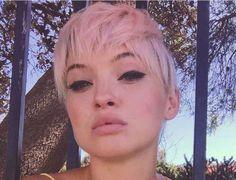 20+ Pink Pixie Cuts | Pixie Cut 2015