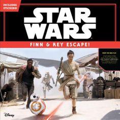 Finn and Rey Escape!