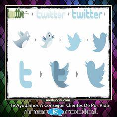 Historia del logo de Twitter. La historia del más popular pájaro azul de todos los tiempos es muy interesante, al igual que muchas otras, llena de detalles que quizás ninguno de nosotros conocíamos.Si deseas conocer más de Twitter y de lo que está pasando en este momento en esta red social, no se te olvida visitarnos en nuestro portal web: http://www.merksocial.com/ y entérate.