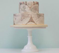 Travel cake - For al
