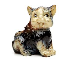 Cat planter - super #kitsch style, a great addition to the garden or inside the house <3 can also be a pencil-pot