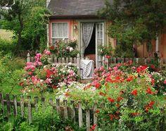 A dream home for me!