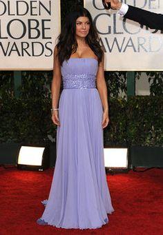Golden Globes 2010 - Fergie