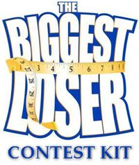 start a biggest loser contest at work this is a free kit and it