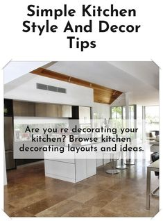 Kitchen Design Use The Latest Trends If You Your E Wouldn T Want To Be Known Experience A Home That Is Out Of Date