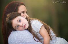 ये दुनिया है तेज़ धूप, पर वो तो बस छाँव होती हैं | स्नेह से सजी, ममता से भरी, माँ तो बस माँ होती हैं ||  हम बच्चों पर बचपन ही से वो लाड-प्यार बरसाती हैं, पापा जब गुस्सा करते हैं तो वो उनसे भी लड़ जाती हैं |  चैन से हम सो जाते हैं जब वो पास हमारे होती हैं, स्नेह से सजी, ममता से भरी, माँ तो बस माँ होती हैं ||.....................