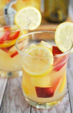 ineapple Lemonade Sangria