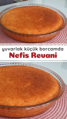 Revani (Küçük Yuvarlak Borcamda) – Nefis Yemek Tarifleri How to make Revani (Small Round Pyramid) Recipe? Illustrated explanation of this recipe in the person book and photographs of those who try it are here. East Dessert Recipes, Desserts, Turkish Recipes, Ethnic Recipes, Wie Macht Man, Flaky Pastry, Mince Pies, Food Platters, Cheesecake Recipes