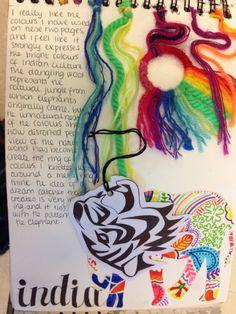 super ideas for fashion sketchbook cover art journals Textiles Sketchbook, Gcse Art Sketchbook, Sketchbook Cover, Fashion Sketchbook, Sketchbook Ideas, Sketchbook Inspiration, Drawing Sketches, Art Drawings, Fashion Photography Inspiration