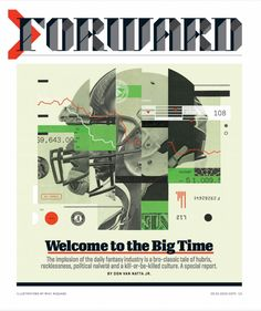 ESPN magazine sept 2016 opening page