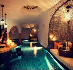 What's your dream home looks like? Is it luxury and breathtaking? Well then an exquisite private indoor swimming pool in it is quite necessary. It often comes to mind that outdoor swimming pool keeps you away from annoying summer heat, like an oasis, while indoor swimming pool gives you plenty of privacy and flexibility in […]