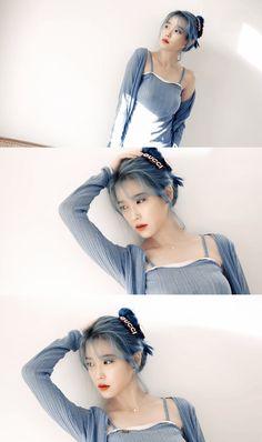 Pin on 아이유(//∇//) Redhead Girl, Brunette Girl, Korean Actresses, Korean Actors, Iu Twitter, Sexy Nurse, Cute Korean Girl, Iu Fashion, Soyeon