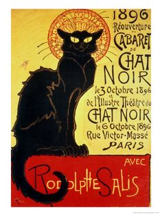 Theophile steinlen , 1896 Posters and Prints at Art.com