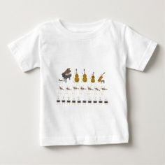 Shop La Yumba Baby T-Shirt created by yayatheduck. Dance Gear, Consumer Products, Basic Colors, Cotton Tee, Shop Now, Infant, Unisex, Tango Dancers, Baby