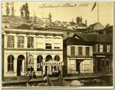 Oyster Bay Restaurant, Grafton, county seat of Taylor Co., WV-1876--EWVAIH