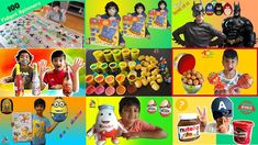 Highlights of Our Most Popular KIDS fun Videos || aBABYc ToysReview Chan...