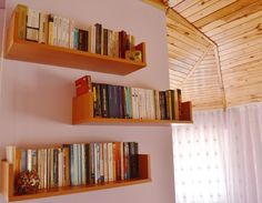 "booklover: "" My bookshelves part 2. Details will come later. """