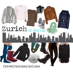 What to Pack for Switzerland Holidays: Zurich in WINTER via TravelFashionGirl.com #travel #fashion #PackingLists