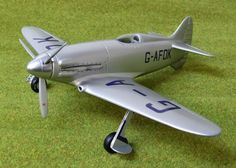 Heston Napier Type 5. Marsh Models/Aerotech, 1/32, resin, initial release 2015, No.AT32014. Price: Not Sold.