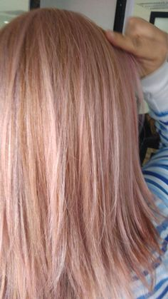 Tonos con baños Rosa Colores de nbc con un tono 10.1 + 8cm de 6.66 màs un baño de magenta con Magic System Magenta, Aurora, Long Hair Styles, Beauty, Hue, Colors, Beleza, Long Hairstyle, Northern Lights