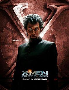 Azazel (X-Men: First Class)