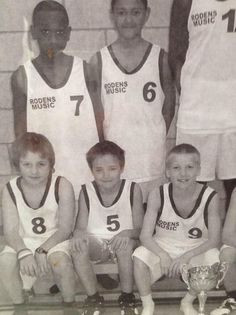 Fetus Liam In The School Basketball Team x EXCUSE ME WHILE I GO CRY IN THE CORNER AND STAB MYSELF WITH A FORK