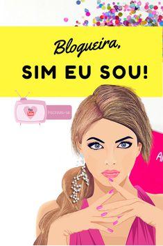 Veja como é a vida de uma blogueira com olhar profissional e empreenda você também!  #blogueira #empreendedora #blogs #tiposdeblogs #comoserblogueira #redessocias #youtuber #dicas #negocios