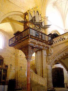 Iglesia de San Hipólito en Tamara de Campos #Palencia #España