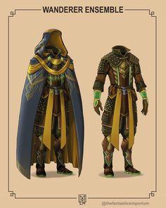Fantasy Concept Art, Fantasy Armor, Fantasy Weapons, Fantasy Character Design, Character Design Inspiration, Character Art, Dungeons And Dragons Homebrew, D&d Dungeons And Dragons, Character Portraits